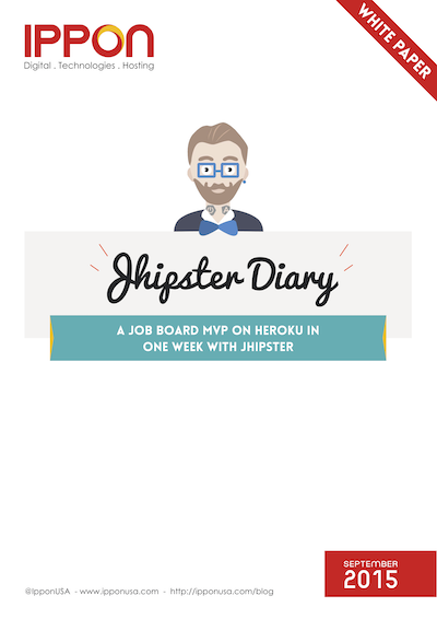 White Paper - How We Built a CRM System in One Week with JHipster 4