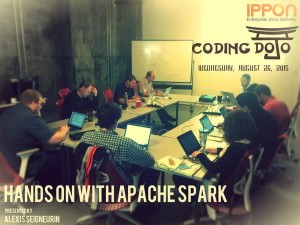 Hands On With Apache Spark, Big Data and Data Science.