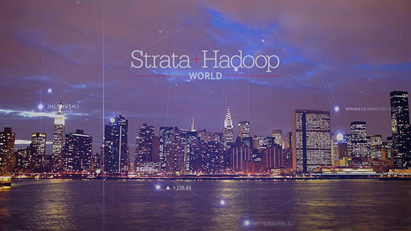 Strata+Hadoop World 2016 in New York - Another Perspective