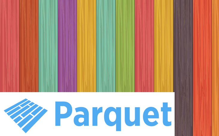 Incrementally loaded Parquet files