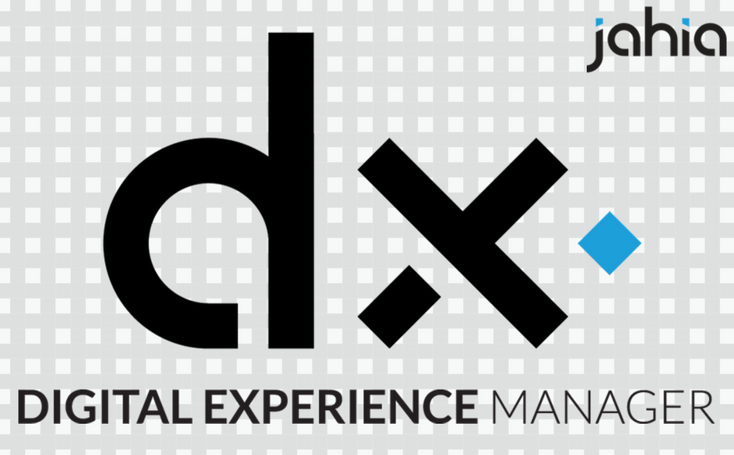 Jahia's Digital Experience Manager
