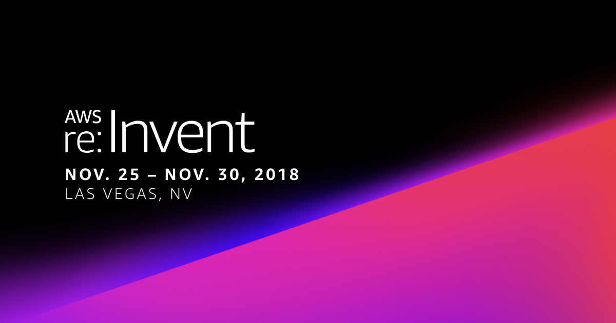 AWS re:Invent 2018 - Day 2