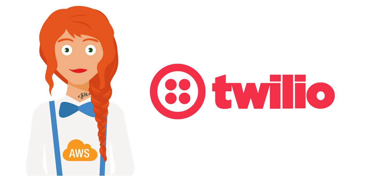 Build a speech-enabled application using Twilio and AWS with JHipster
