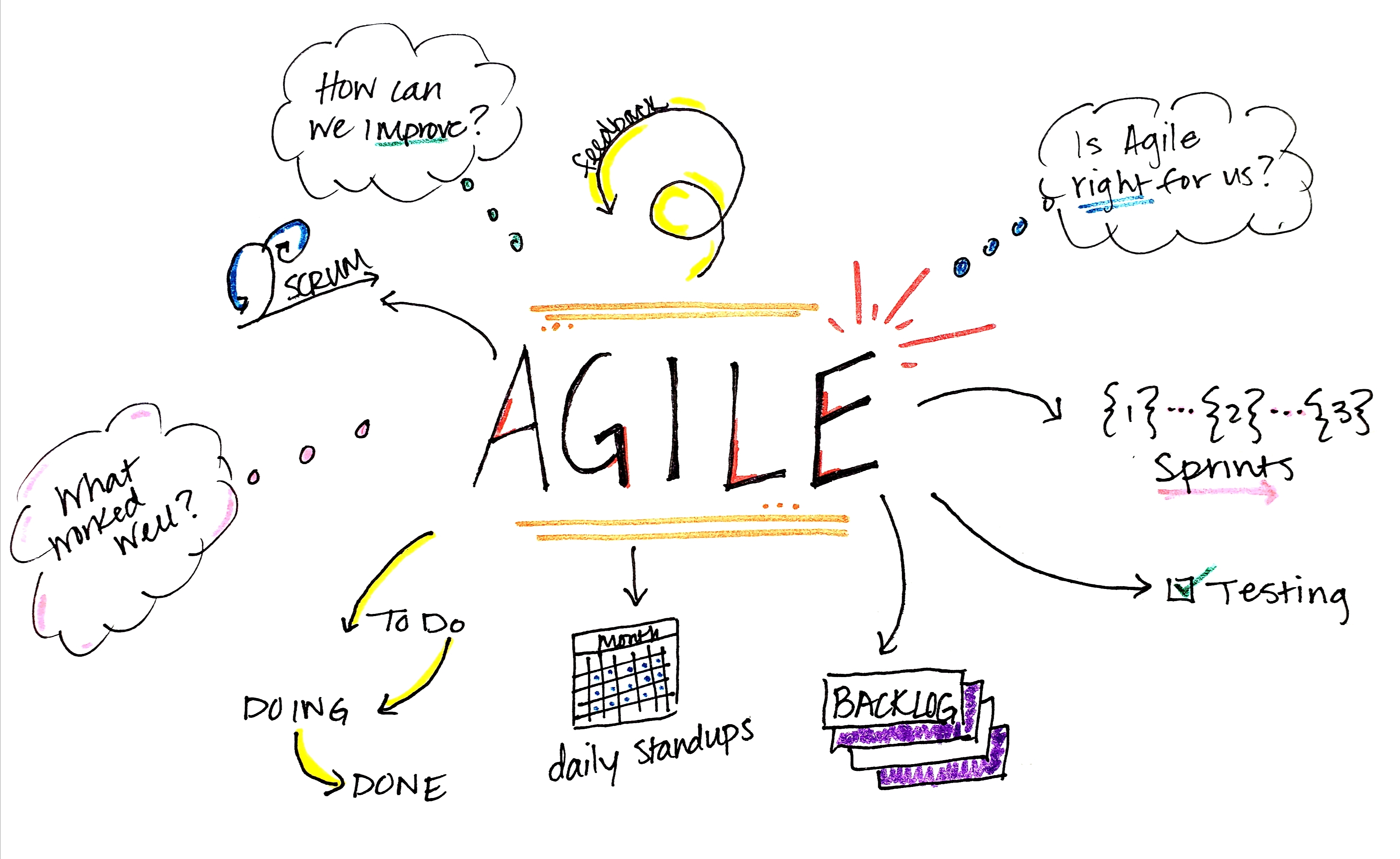 Why is Agile Failing: A Scrum Master's Retrospective